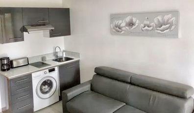 1 pièce meublé de 18m² nº2