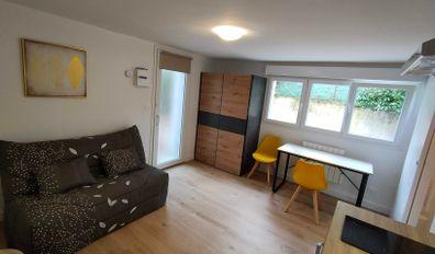 Appartement 1 pièce meublé de 19m² nº1