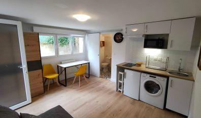 Appartement 1 pièce meublé de 19m² nº3