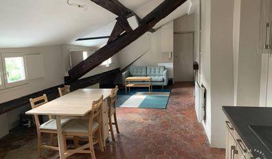 Appartement 2 pièces meublé de 35m² nº1