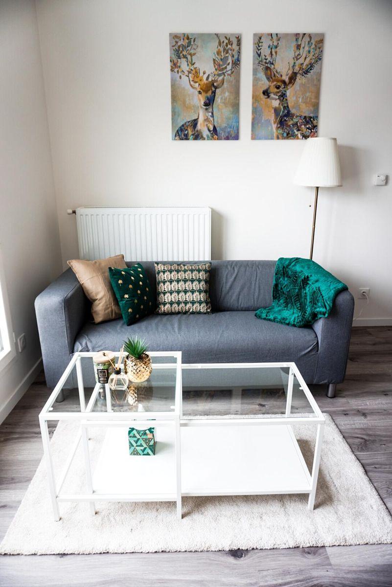 Magnifique 2 pièces meublé avec goût proche métro de 2  pièces  à Ivry-sur-Seine image nº5