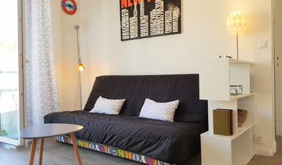 1 pièce meublé de 33m² nº2