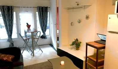Appartement 3 pièces meublé de 34m² nº3